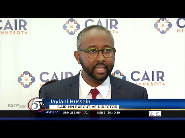 Video: CAIR-MN Holds News Conference with Families of Somali Children Involved in Police Incident
