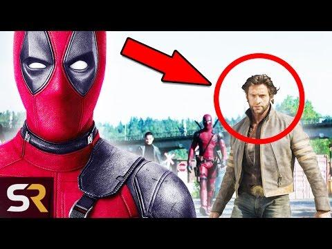 10 Amazing Hidden Details in Superhero Movies #2