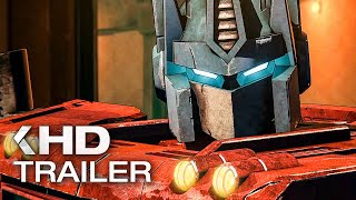 TRANSFORMERS: War for Cybertron Trailer (2020) Netflix