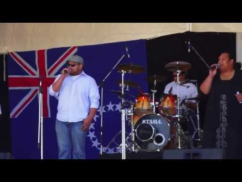 Pacifica 2013.  Oceania Storm Live ( Cook Island Stage)