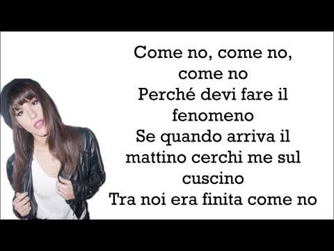 Baby K - Come no (Testo)