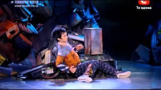 Украина мае талант 3 / Киев - Полуфинал / Атай Омурзаков(, 2011-05-14T14:18:05.000Z)