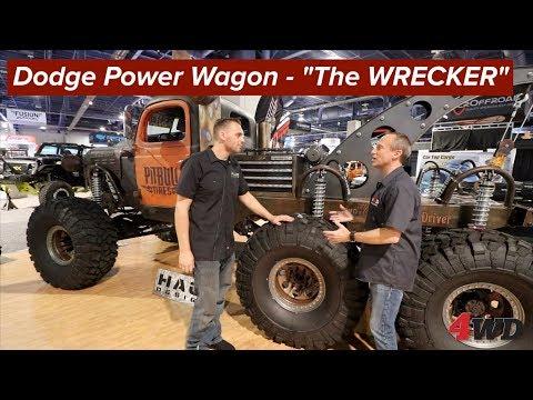 1946 Dodge Power Wagon 'The WRECKER'
