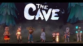 The Cave [Mac/PC] Gameplay