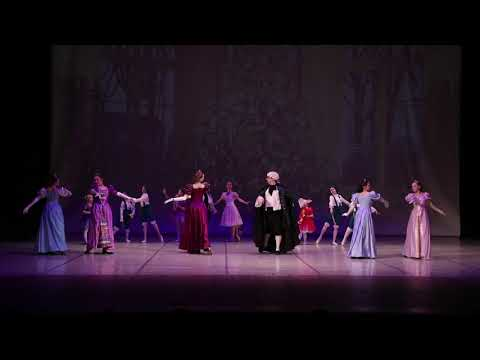 """Спектакль-балет в двух действиях """"Щелкунчик"""""""