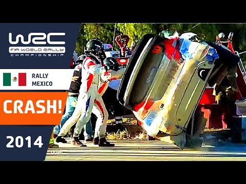 Crash Special WRC Rally México 2014