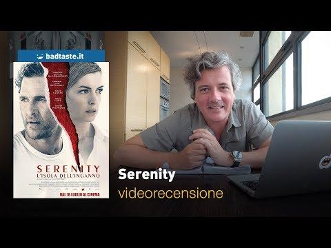 Serenity - L'Isola Dell'Inganno, Di Steven Knight   RECENSIONE
