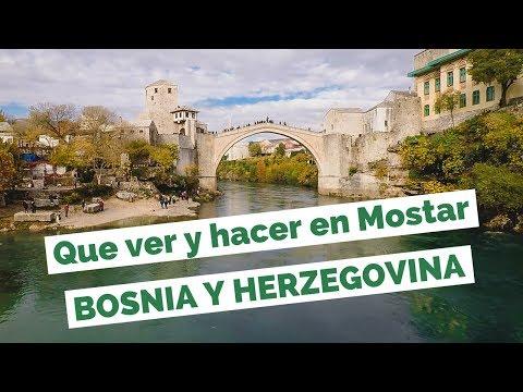 Que Ver y Hacer en Mostar, Bosnia y Herzegovina Guía Turística