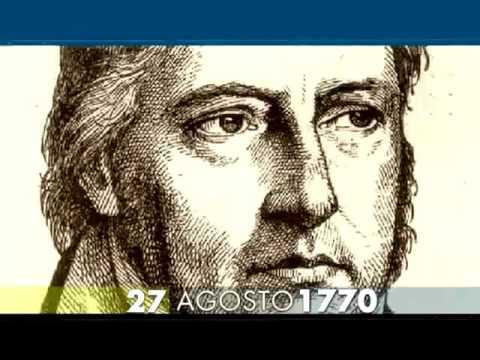 27 agosto 1770 nasce Georg Wilhelm Friedrich Hegel