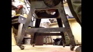 Installing / Replacing Casters For My Table Saw (that's How I Roll)