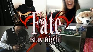 Gambar cover 【Aimer】「Last Stardust」(Band Cover)【Fate/Stay Night: UBW EP 20 Insert Song】