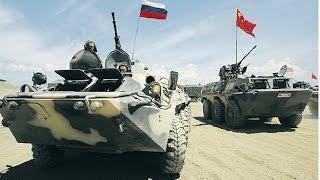 Китай нападет на Россию  война неизбежна