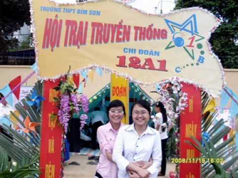 Album anh lop 12A1 - Khoa 2006 - 2009 - Truong THPT Bim Son - Thay giao CN: Pham Ngoc Ba - P7