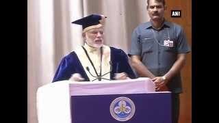 Focus on wellness well being PM Modi at convocation ceremony of PGIMER Part 1