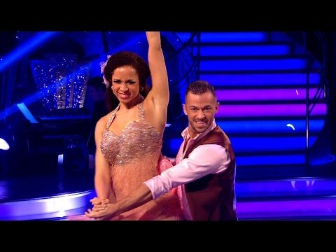 Natalie Gumede & Artem Samba to 'Bambaleo'  Strictly Come Dancing: 2013  BBC One