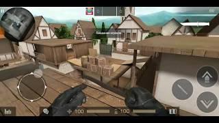 Можно залесть на крышу на карте village?!  Обзор 6 нычек standoff 2