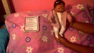 Ashton Drake Tiny Miracles So Truly Real Baby EMMY Doll Review