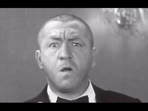 curly howard youtube