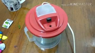 How to use Steam Inhalation | Steam vaporizer, quick relief for cough, cold, fewer, Home remedies.