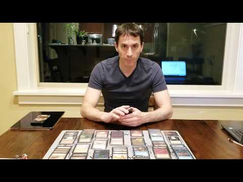 """BRIAN WEISSMAN makes DRASTIC CHANGES to """"The Deck"""" POST Lurkercon 4..."""