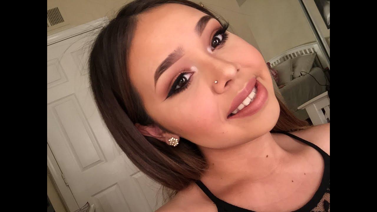 Fall Makeup Tutorial Ashley Xo Youtube
