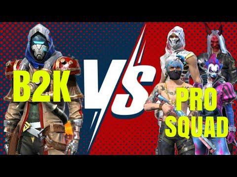 Download Born2Kill vs FULL SQUAD 🌂 B2K 1 vs 4 FULL GAMEPLAY 🔥 ڨايم بلاي بورن تو كيل ضد سكواد  محترفين