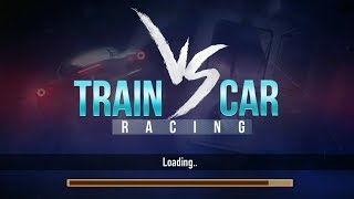 Train vs Car Racing Game - SUV and Sports Car Driving - Android Gameplay