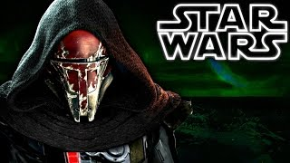 How Darth Revan Died - Star Wars Explained