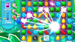 Candy Crush Soda Saga Level 990 (nerfed)