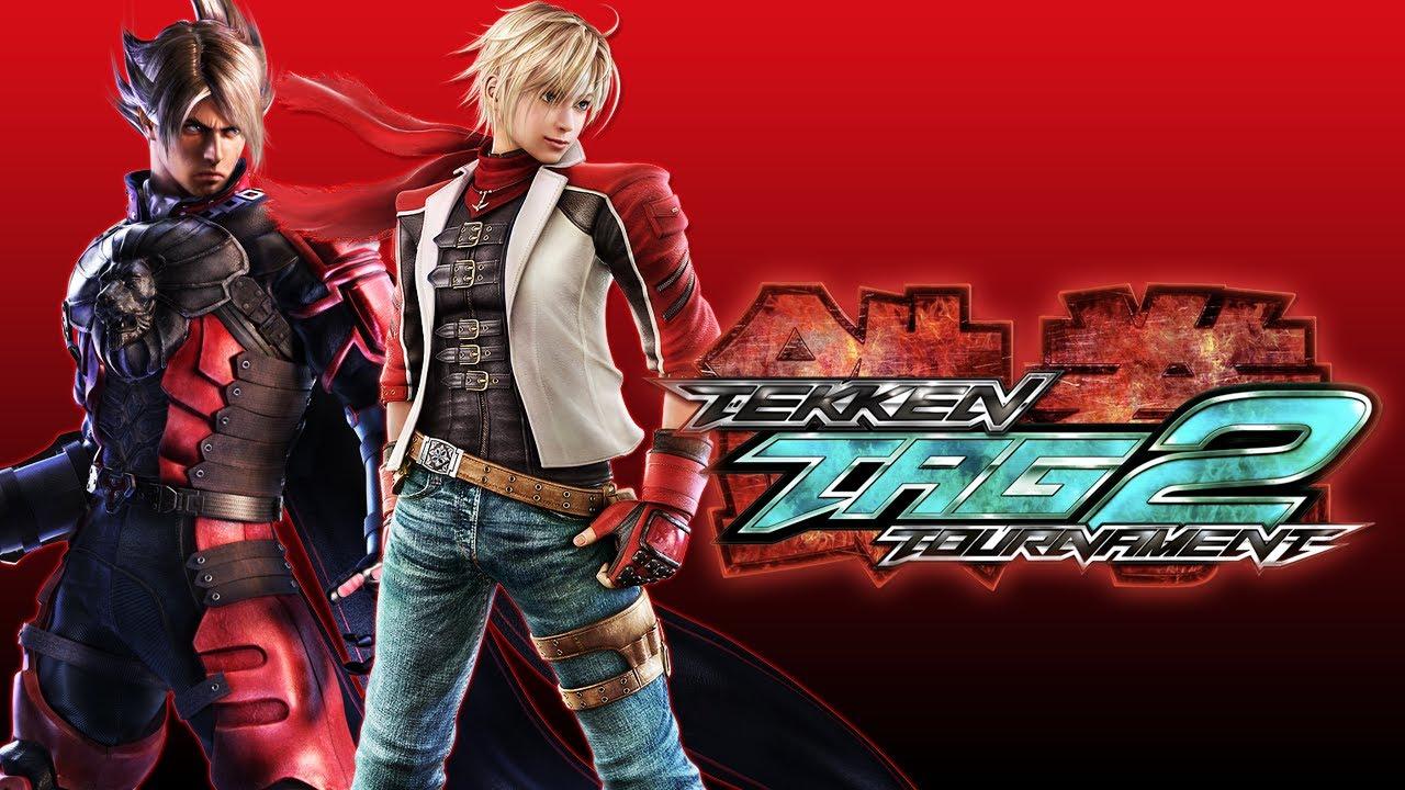 Tekken Tag 2: Lars/Leo Combos - YouTube