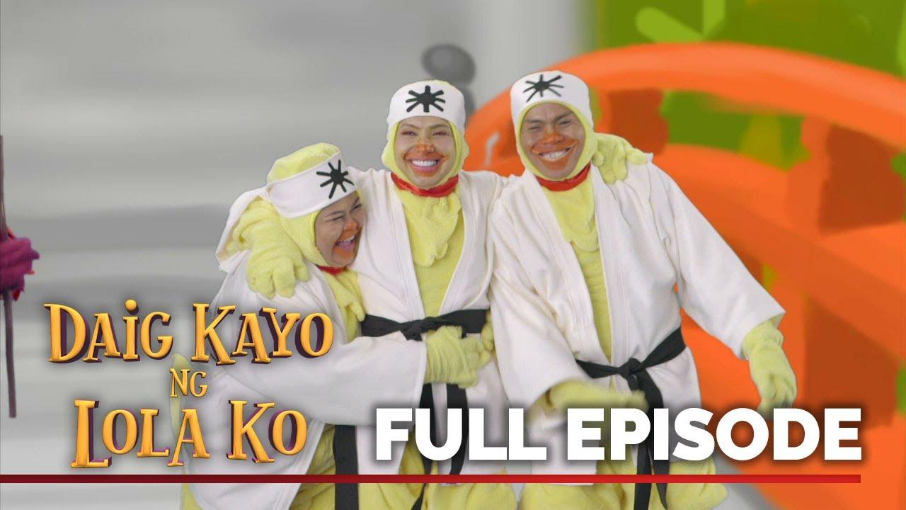 Daig Kayo Ng Lola Ko: The story of the three ducklings | Full Episode