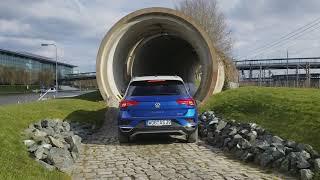 VW T-Roc Three Wheeling - Autostadt