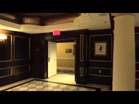 Otis Elevators to Concierge Floors - Venezia Hotel - Las Vegas, Nevada