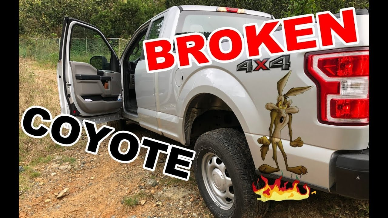 The New 2019 Ford F 150 50 V8 Already Broke Coyote 50 Problems