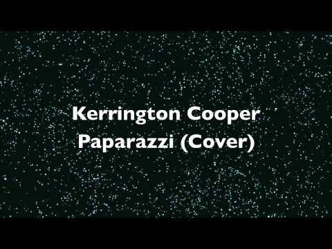 Paparazzi (Rock Cover) - Kerrington Cooper