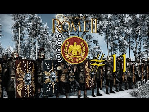 Total War: Rome II - Roma Victor #11 The Schlieffen Plan