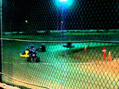 Cora Speedway 100cc Flat Karts