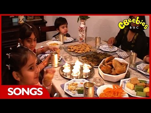 CBeebies Songs | What is Diwali? | The Let's Go Club