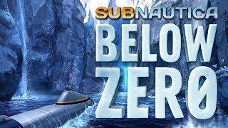 Subnautica Below Zero | Infos zur Standalone Erweiterung | Release - Story & Konzept thumbnail
