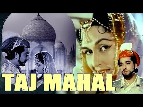 Taj Mahal (1963) Full Hindi Movie | Pradeep Kumar, Bina Rai, Veena, Rehman, Jeevan, Jabeen Jalil