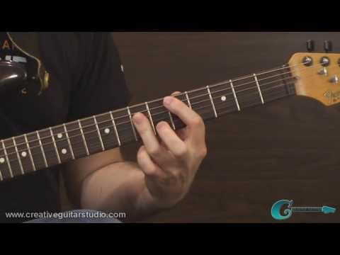 RHYTHM GUITAR: Jazz Blues Comping