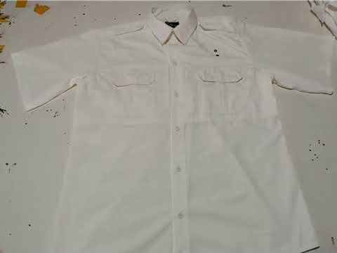 Military Navy White Shirt Wholesale