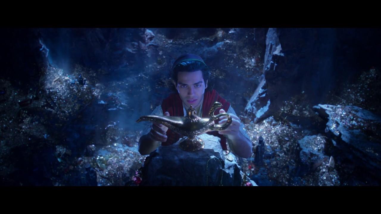 Aladdin Trailer: ALADDIN - Teaser Trailer Italiano (2019)