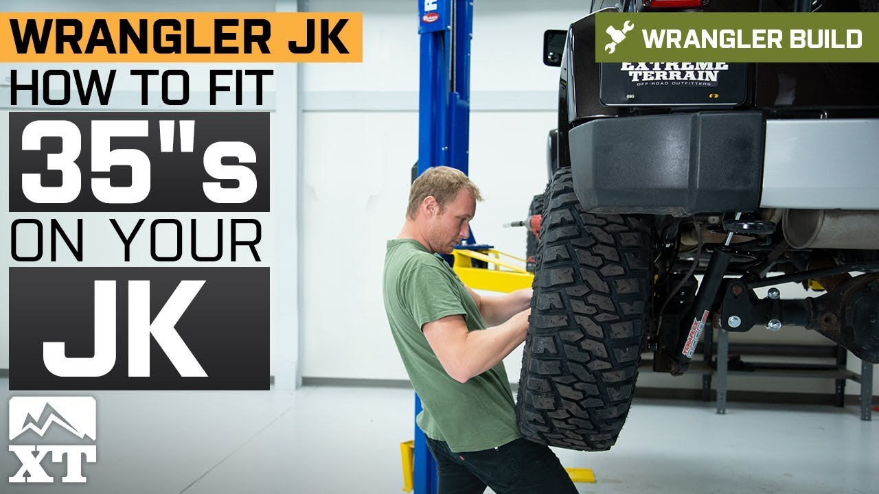 Choosing the Best Jeep Wrangler Tires for Off-Road & On-Road
