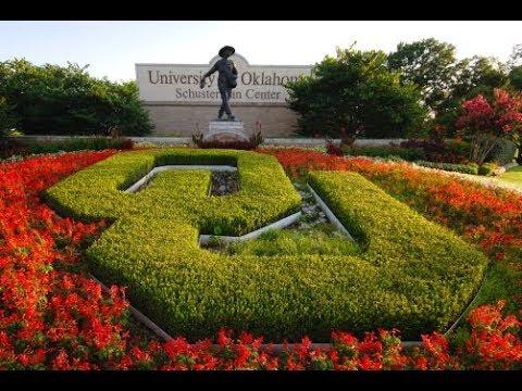 The University Of Oklahoma Campus Tour