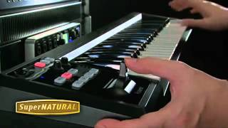 Roland A-88 and A-49 MIDI Keyboard Controllers