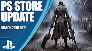 PlayStation Store Highlights - 25th March 2015