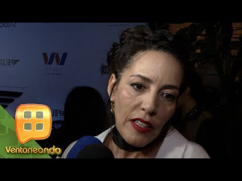 ¿Ya se le pasó el enojo a Stephanie Salas por la serie de Luis Miguel? | Ventaneando