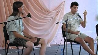 Цезарь Теруэль в Екатеринбурге 5 августа 2010г.