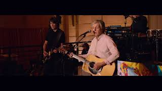 Paul McCartney 'FourFiveSeconds' (Live from Grand Central Station, New York)